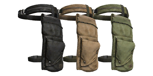 Leg Strap Bag (vest)
