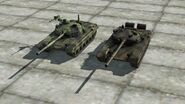 Arma 2 standard vs czech t-72