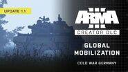 Arma 3 Creator DLC Global Mobilization - Cold War Germany Update 1