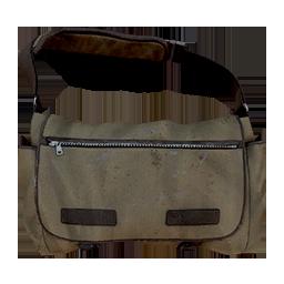 Messenger bag (backpack)