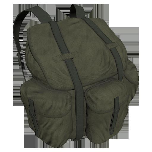 Army backpack (Denmark)
