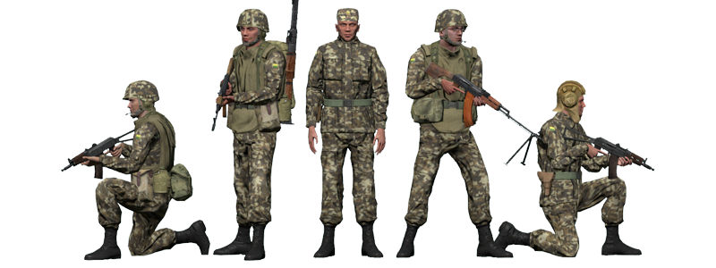 Chernarussian Defence Forces