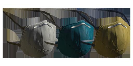 Respirator (facewear)