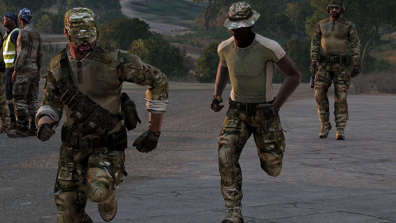 Combat Fatigues (NATO)