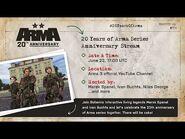 20 Years of Arma Series Anniversary Live Stream -20YearsOfArma