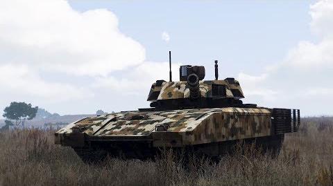 Arma 3 - Tanks DLC Trailer