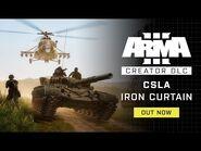 Arma 3 Creator DLC- CSLA Iron Curtain Trailer