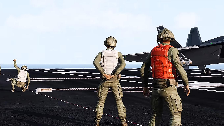Deck Crew Vest