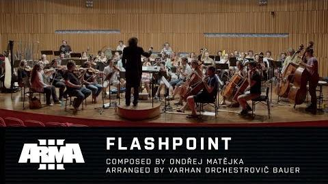 "Arma 3 - ""Flashpoint"" (Live Orchestra Recording)"