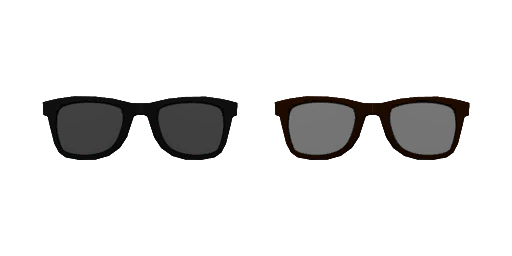 Tinted Spectacles