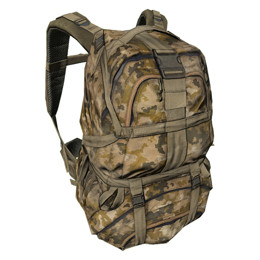 Carryall backpack