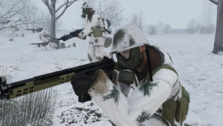 Gasmask M65