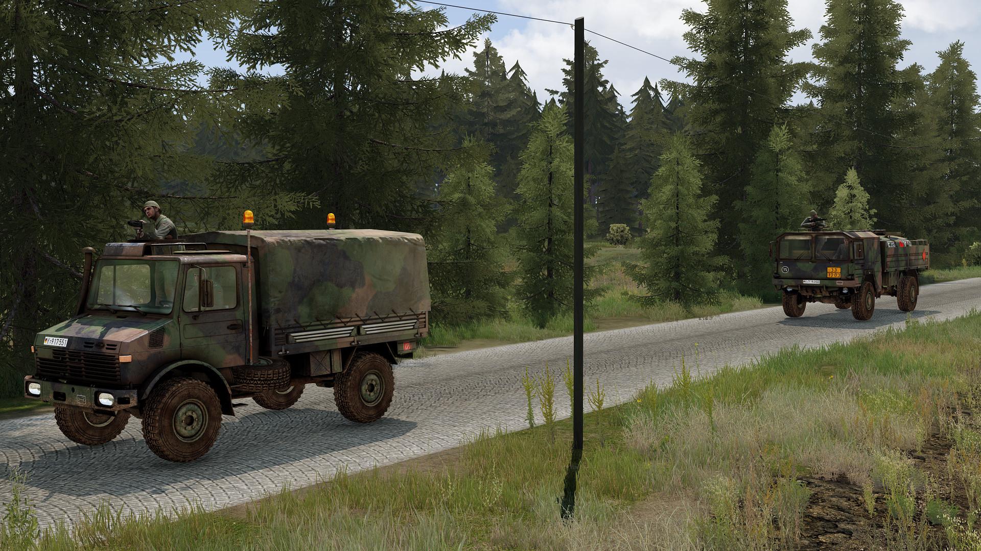 Truck 2t mil gl