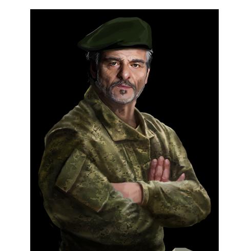 Colonel Martin