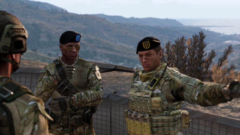 Beret (ArmA 3)