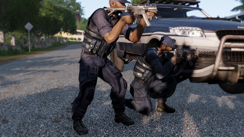Gendarmerie Uniform