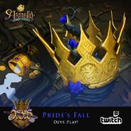 Crown Pride's Fall