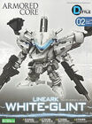Model Kit Box D Style White Glint