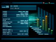 Arena AC2 Rank 39 The Engineer profile 2