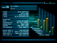 Arena AC2 Rank 36 Death Merchant profile 2