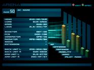 Arena AC2 Rank 50 Player profile 2