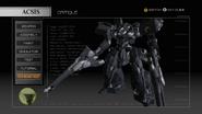 Armored Core 4 ACSIS Enemy NEXT loaded Critique
