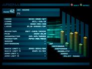 Arena AC2 Rank 42 Werehound profile 2