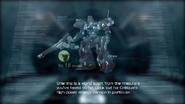 Armored Core 4 Sherring briefing footage screenshot 05