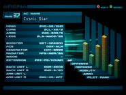 Arena AC2 Rank 37 Pollux profile 2