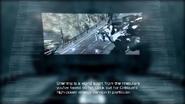 Armored Core 4 Sherring briefing footage screenshot 04