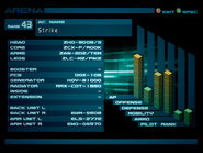 Arena AC2 Rank 43 Venom profile 2