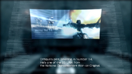 Armored Core 4 Sherring briefing footage screenshot 03