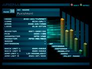 Arena AC2 Rank 38 Prophet profile 2