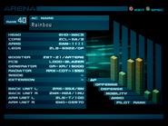 Arena AC2 Rank 40 Pyschedelic profile 2