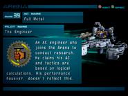 Arena AC2 Rank 39 The Engineer profile 1