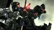 "Armored Core Verdict Day Mission 09 ""Forgiveness for an Angel"""