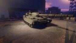 FV4201 Chieftain Mk. 10