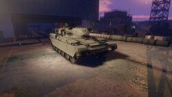 FV4201 Chieftain Mk. 2