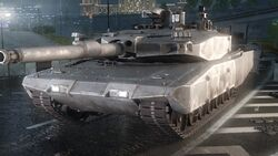 Leopard 2A4 Revolution