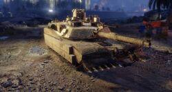 M1A1 Abrams Storm