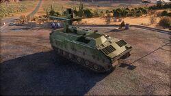 M2A3 Bradley AAWS-H