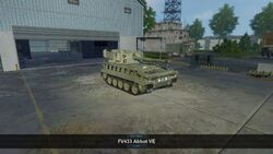 FV433 Abbot VE