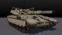 Merkava Mk.3 Baz