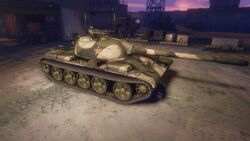 Type 59-IIA Legend (Type 59 *)