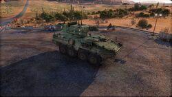 Stryker ADATS