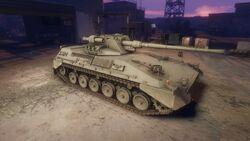 Begleitpanzer 57