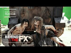 Behind the FX of Army of the Dead's Alpha Zombies - Netflix