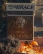 The Mirage - Valentine