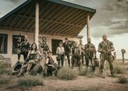 Army Of The Dead First Look