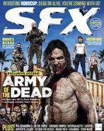 AotD SFX magazine cover